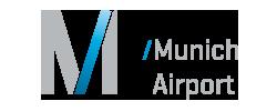 Logo Flughafen München (MUC)