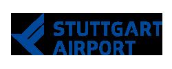 Logo Flughafen Stuttgart (STR)