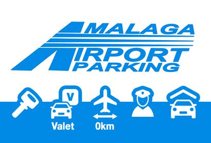 Malaga Airport Parking Parkhalle Valet - Parken am Flughafen Malaga