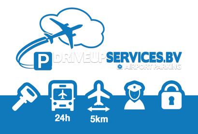 Drive Up Services Parkplatz Amsterdam - Parken am Flughafen Amsterdam - Schiphol