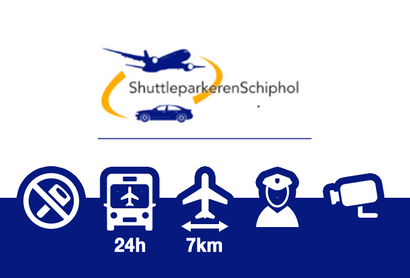 ShuttleParkeren Schiphol Parkplatz - Parken am Flughafen Amsterdam - Schiphol