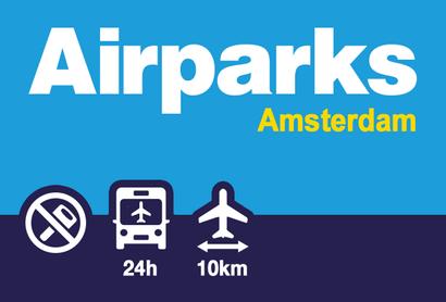 Airparks Parkplatz Amsterdam Schiphol - Parken am Flughafen Amsterdam - Schiphol