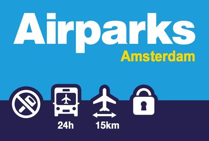 Airparks Parkplatz Amsterdam Schiphol Ost - Parken am Flughafen Amsterdam - Schiphol