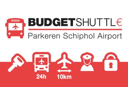 Budget Shuttle Parkplatz Schiphol - Parken am Flughafen Amsterdam - Schiphol
