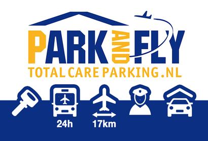 Park and Fly Schiphol Parkhaus - Parken am Flughafen Amsterdam - Schiphol