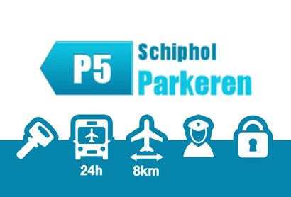 P5 Parkeren Schiphol Parkplatz Shuttle - Parken am Flughafen Amsterdam - Schiphol