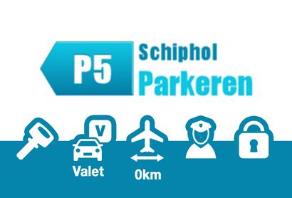 P5 Parkeren Schiphol Parkplatz Valet - Parken am Flughafen Amsterdam - Schiphol