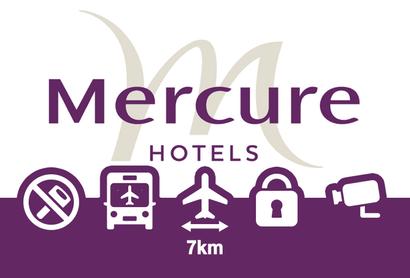 Mercure Amsterdam West Parkplatz - Parken am Flughafen Amsterdam - Schiphol