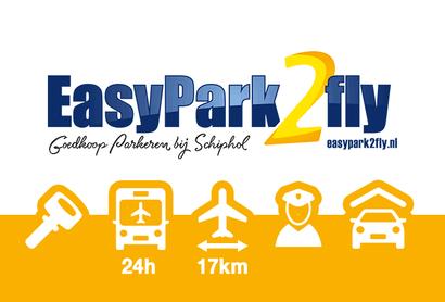 EasyPark2fly Parkhaus Amsterdam - Parken am Flughafen Amsterdam - Schiphol