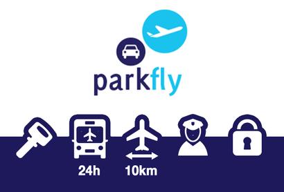 Schiphol ParkFly Parkplatz Amsterdam - Parken am Flughafen Amsterdam - Schiphol