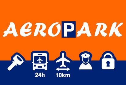 Aeropark Parkplatz Barcelona - Parken am Flughafen Barcelona