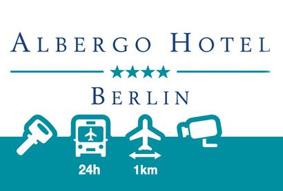 Albergo Hotelparkplatz Berlin Brandenburg (Terminal 5) - Parken am Flughafen Berlin / Brandenburg