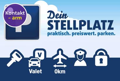Dein Stellplatz Parkplatz Valet Berlin Brandenburg - Parken am Flughafen Berlin / Brandenburg