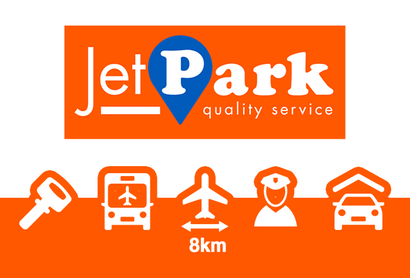 JetPark Orio Parkhalle Bergamo - Parken am Flughafen Bergamo