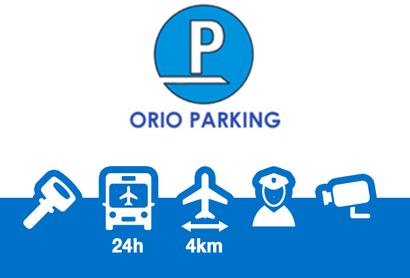 Orio Parking Bergamo Parkplatz - Parken am Flughafen Bergamo