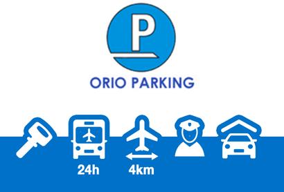 Orio Parking Bergamo Parkhalle - Parken am Flughafen Bergamo