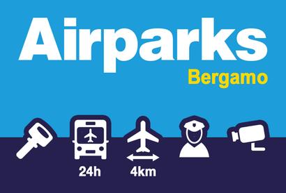 Airparks Bergamo Parkplatz - Parken am Flughafen Bergamo
