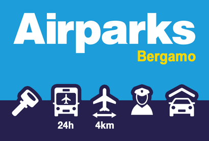 Airparks Bergamo Parkhalle - Parken am Flughafen Bergamo