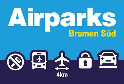 Airparks Parkeerplats Bremen Zuid