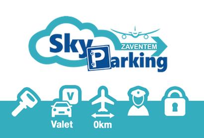 Sky Parking Zaventem Parkeerplaats Valet