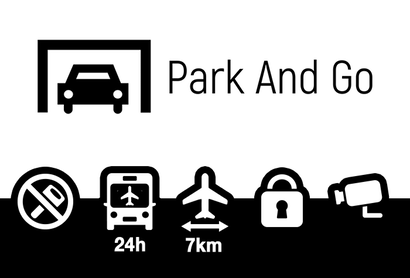 Park and Go Parking Extérieur Zaventem