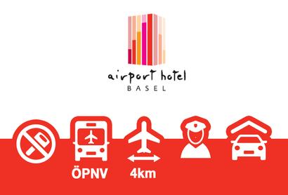 Airport Hotel Basel Parking Souterrain