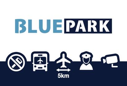 Blue Park Bâle Parking Extérieur France