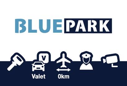 Blue Park Bâle Parking Extérieur Service Voiturier
