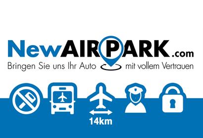 NewAirpark Parkplatz Basel - Parken am Flughafen Basel