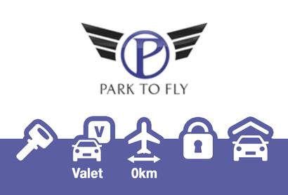 Park to Fly Valet Parkhaus (Schweizer Seite) - Parken am Flughafen Basel