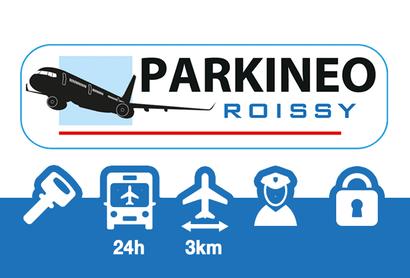 Parkineo Roissy Parkplatz - Parken am Flughafen Paris - Charles de Gaulle