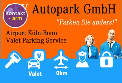 Sky-Autopark Parkplatz Köln Valet - Parken am Flughafen Köln Bonn
