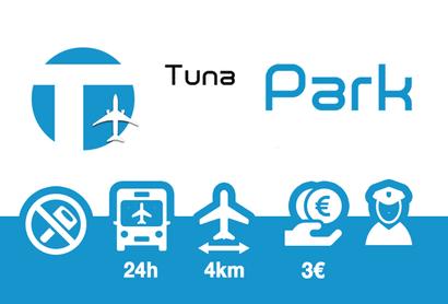 TunaPark Parkhaus Köln - Parken am Flughafen Köln Bonn