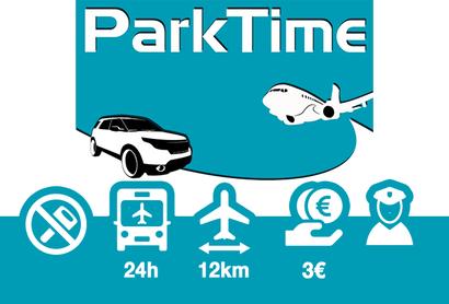 Park Time Parkplatz Köln - Parken am Flughafen Köln Bonn