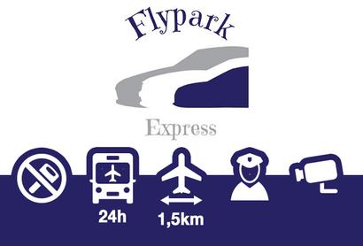 Flypark Express Parkplatz - Parken am Flughafen Kopenhagen