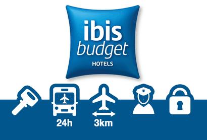 IBIS Budget Parking Charleroi Parkplatz - Parken am Flughafen Brüssel - Charleroi
