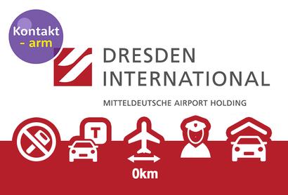 Flughafen Dresden Holiday Special Parkhaus - Parken am Flughafen Dresden