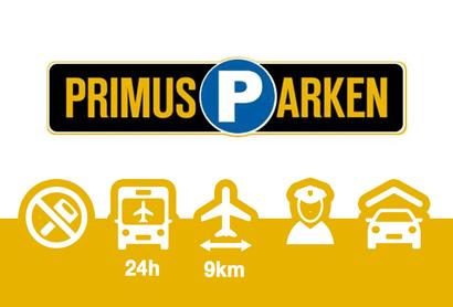 Primus Parken Parkeerhal Düsseldorf - Parkeren bij Luchthaven Dusseldorf