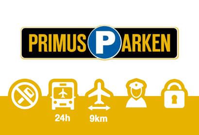 Primus Parken Parkeerplaats Düsseldorf - Parkeren bij Luchthaven Dusseldorf