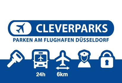 Cleverparks Parkeerplaats Düsseldorf