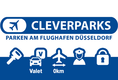 Cleverparks Parkeerplaats Valet Düsseldorf - Parkeren bij Luchthaven Dusseldorf