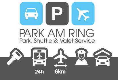 Park am Ring Parkeergarage Düsseldorf - Parkeren bij Luchthaven Dusseldorf