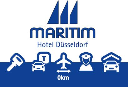 Maritim Parkeergarage Luchthaven Düsseldorf - Parkeren bij Luchthaven Dusseldorf