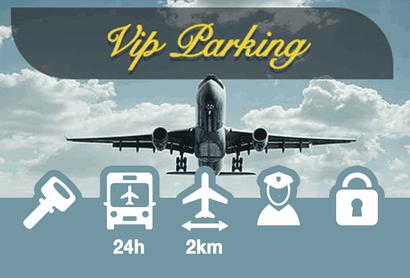 VIP Parking Parcheggio Scoperto Fiumicino - Parcheggio al Aeroporto di Roma - Fiumicino