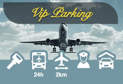 VIP Parking Parcheggio Coperto Fiumicino - Parcheggio al Aeroporto di Roma - Fiumicino