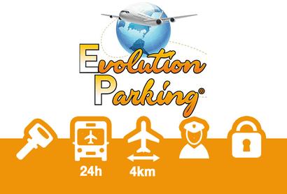 Evolution Parking Parcheggio Scoperto - Parcheggio al Aeroporto di Roma - Fiumicino