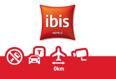 ibis Friedrichshafen Airport Messe Parkplatz - Parken am Flughafen Friedrichshafen