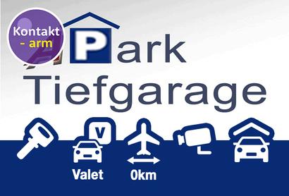APark Ondergrondse Parkeergarage Valet - Parkeren bij Luchthaven Frankfurt
