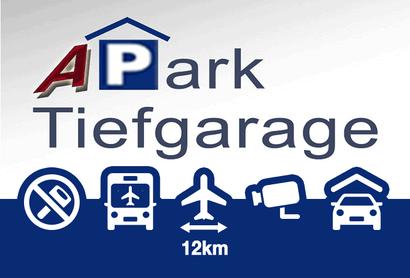 APark Ondergrondse Garage Frankfurt - Parkeren bij Luchthaven Frankfurt