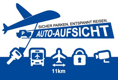 Auto-Aufsicht Parkeerplaats Frankfurt - Parkeren bij Luchthaven Frankfurt